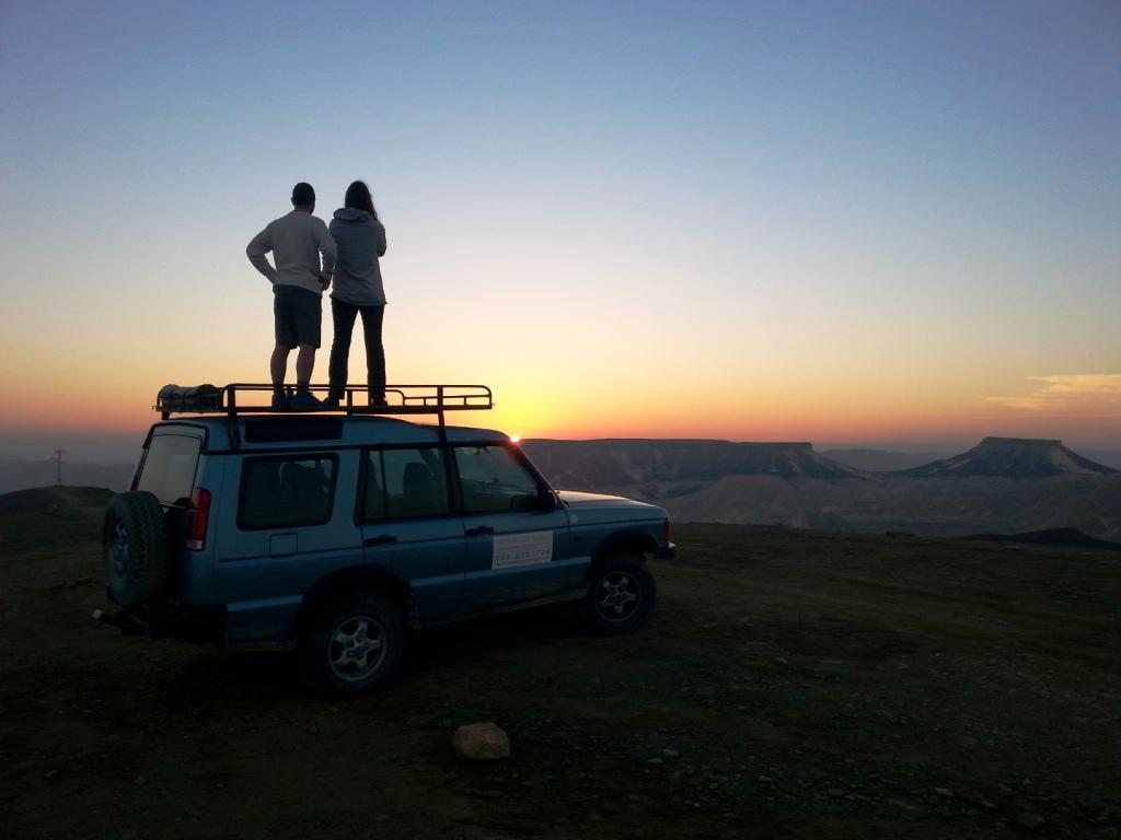 romantic desert tours