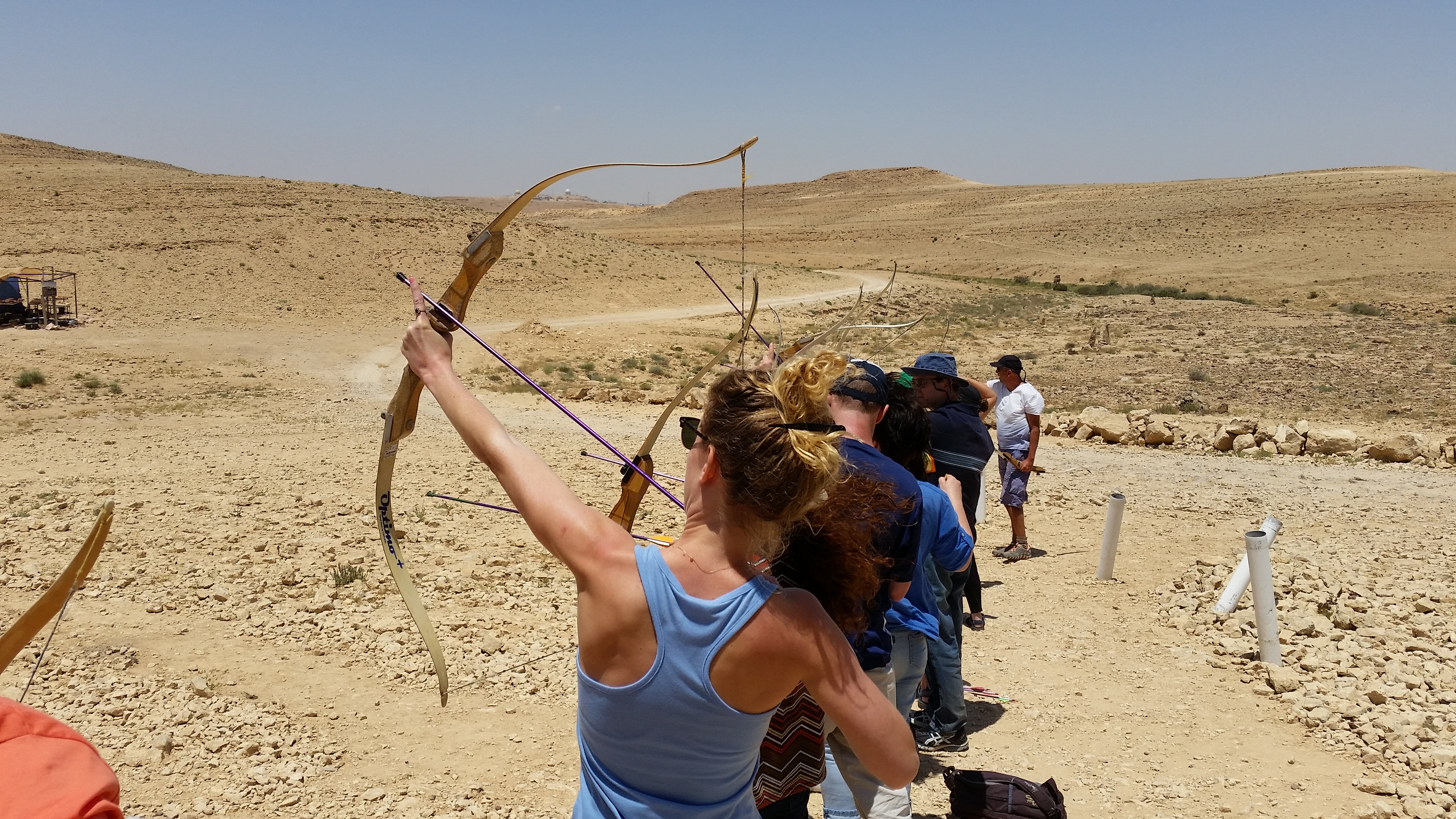 Corporate retreats Israeli Desert