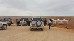 Jeep tour & desert lunhc in Israel