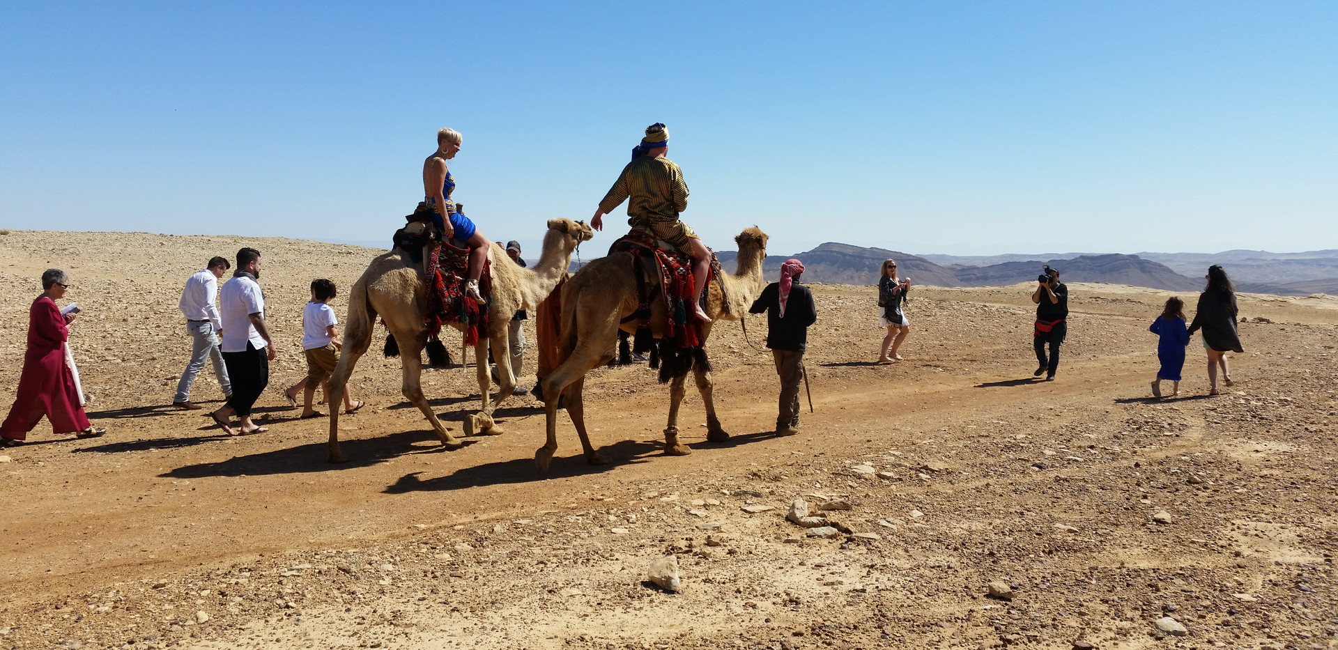 Getting married on a camel - Desert wedding in Mitzpe Ramon Israel.jpg