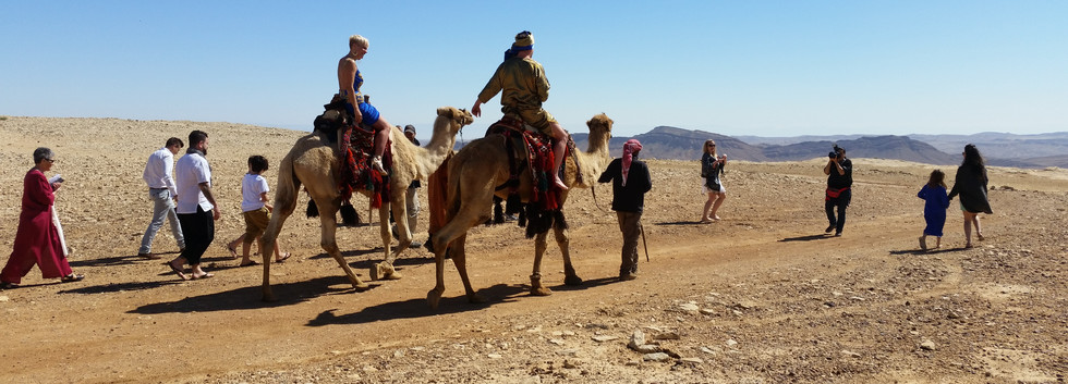 Getting married on a camel - Desert wedding in Mitzpe Ramon Israel.jpg