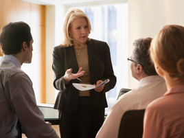 4 Tips for a Commanding Presence