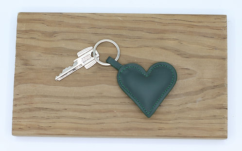 Porte clés ♥️ vert