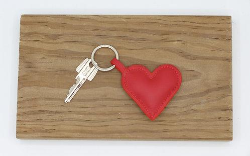 Porte clés ♥️ rouge
