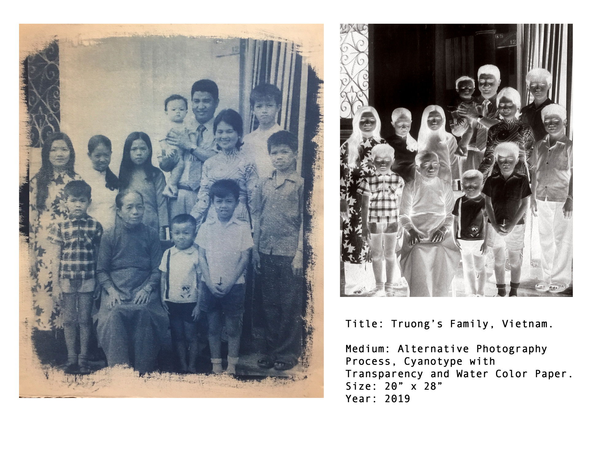 Truong's Family