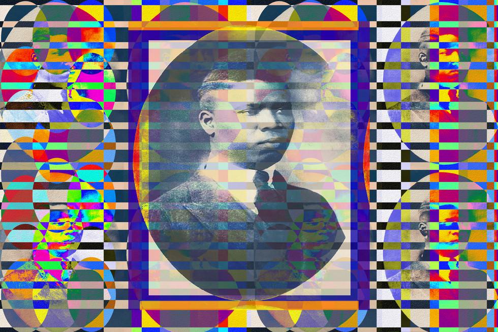 African American History Man