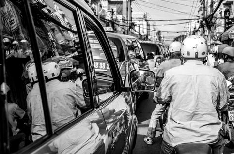 Saigon's Traffic