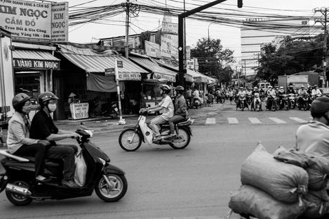 Binh Chau Street Corner