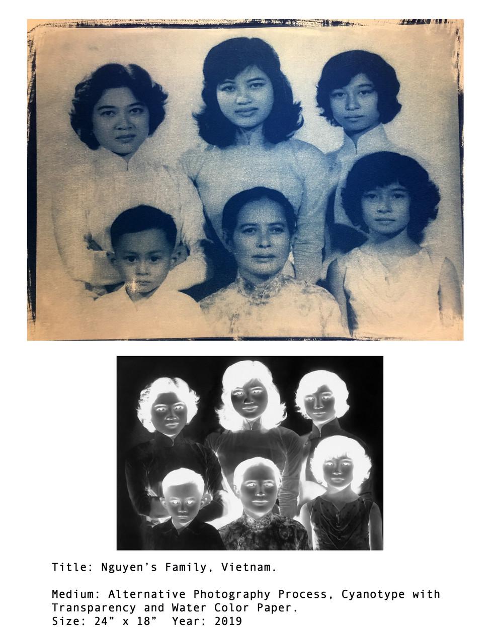 Nguyen's Family