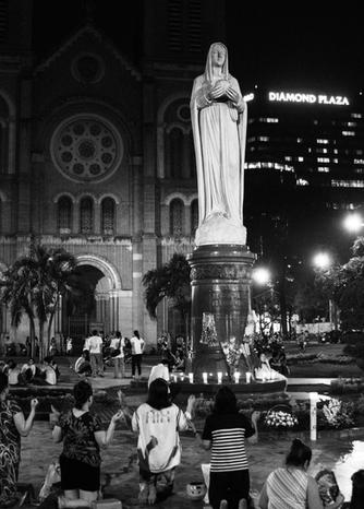 Notre Dame Catheral, Saigon