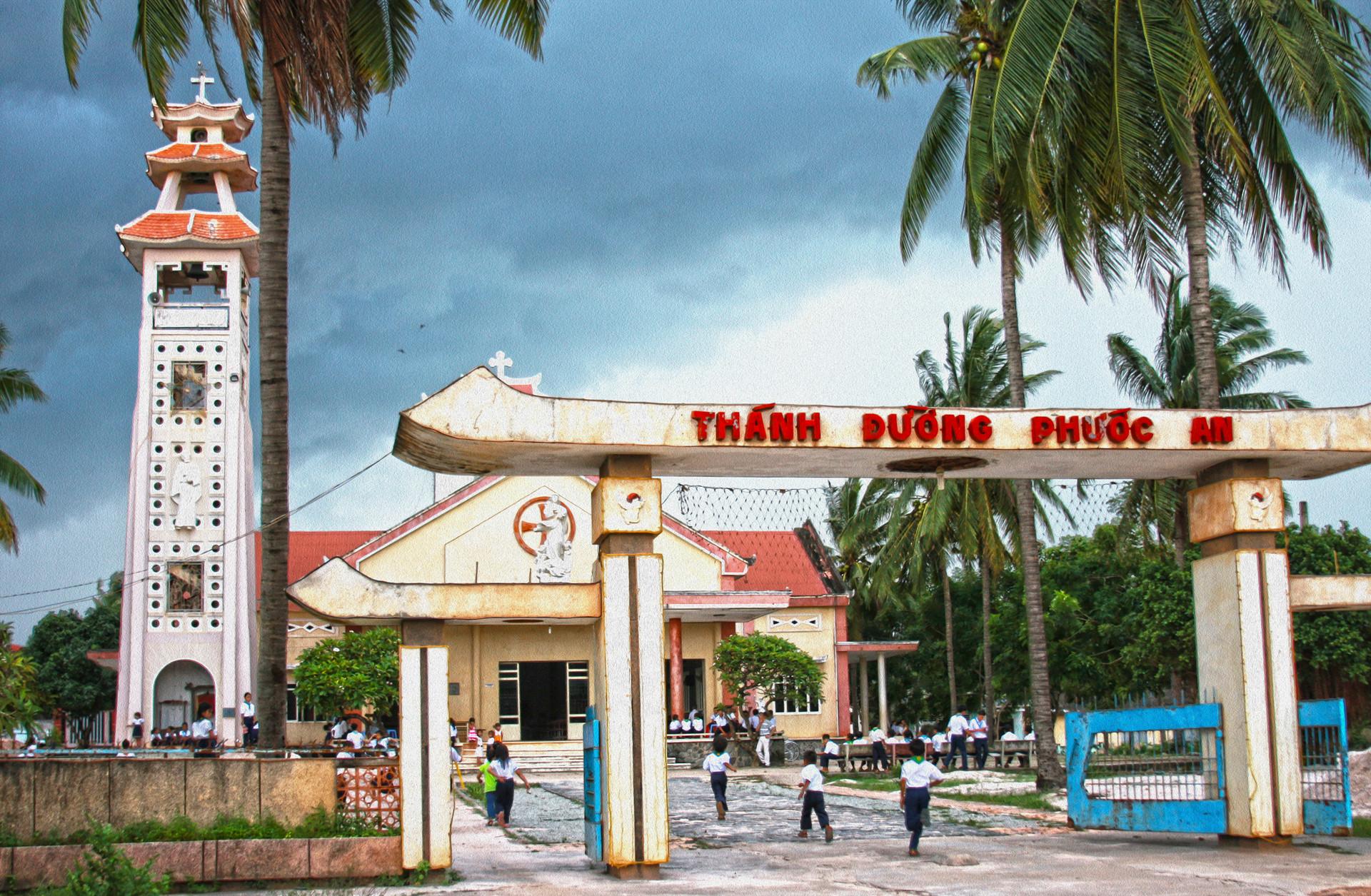 Phuoc An Academy School