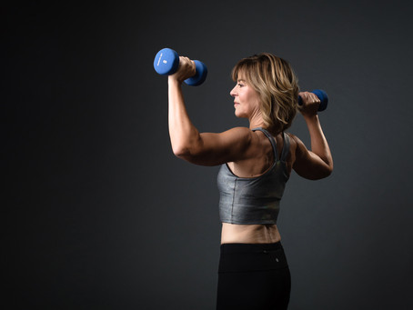 You Are Never Too Old To Start Strength Training.