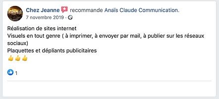 recommandations Facebook sylvain Mangel,