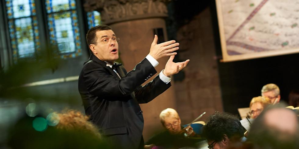 Concert - le Chant Sacré de Mulhouse au Temple Saint Etienne 01/11/18