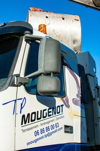 Mougenot TP Terrassement, travaux public