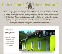 Chez Jeanne - Café Culturel
