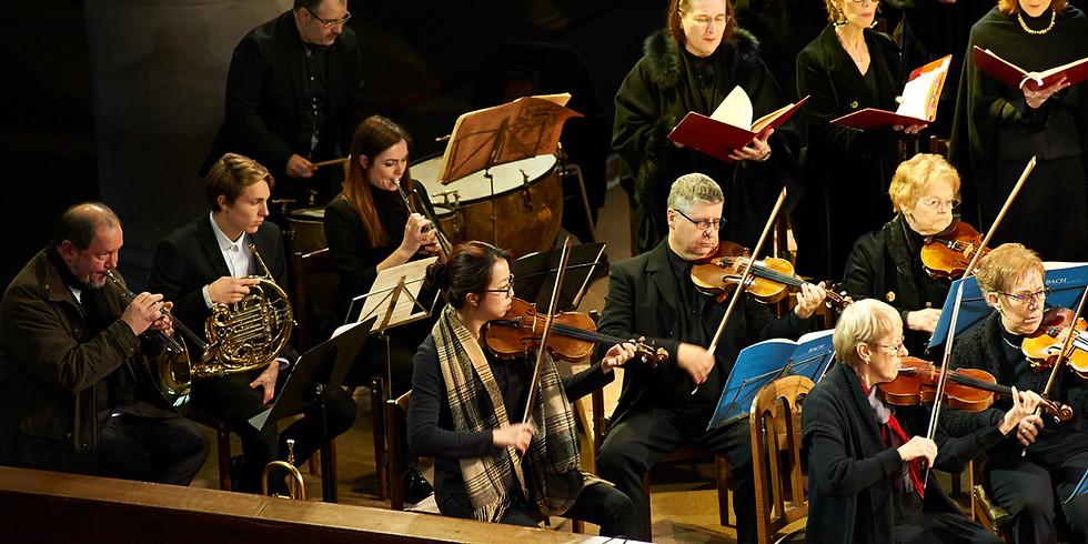Concert - le Chant Sacré de Mulhouse au Temple Saint Etienne 15/12/13 (1)