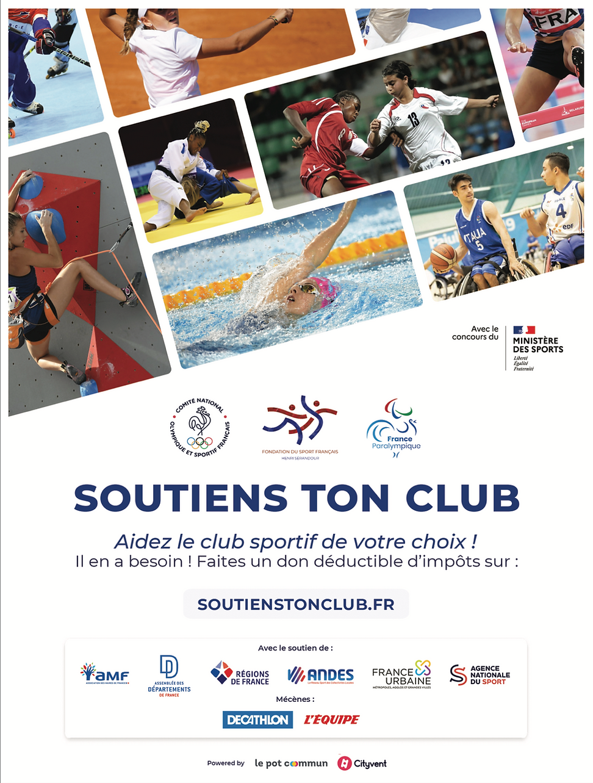 soutiens ton club skieurs Saint Maurice