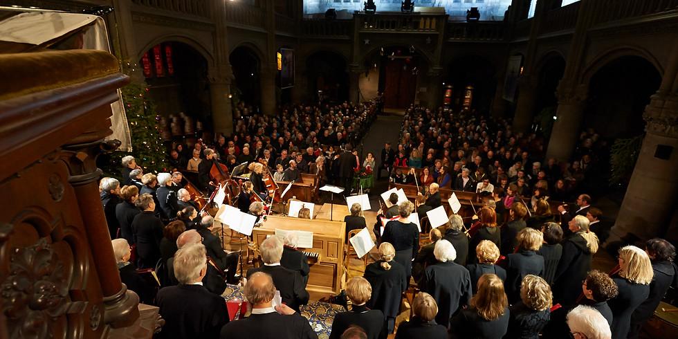 Concert du vendredi Saint - le Chant Sacré de Mulhouse au Temple Saint Etienne