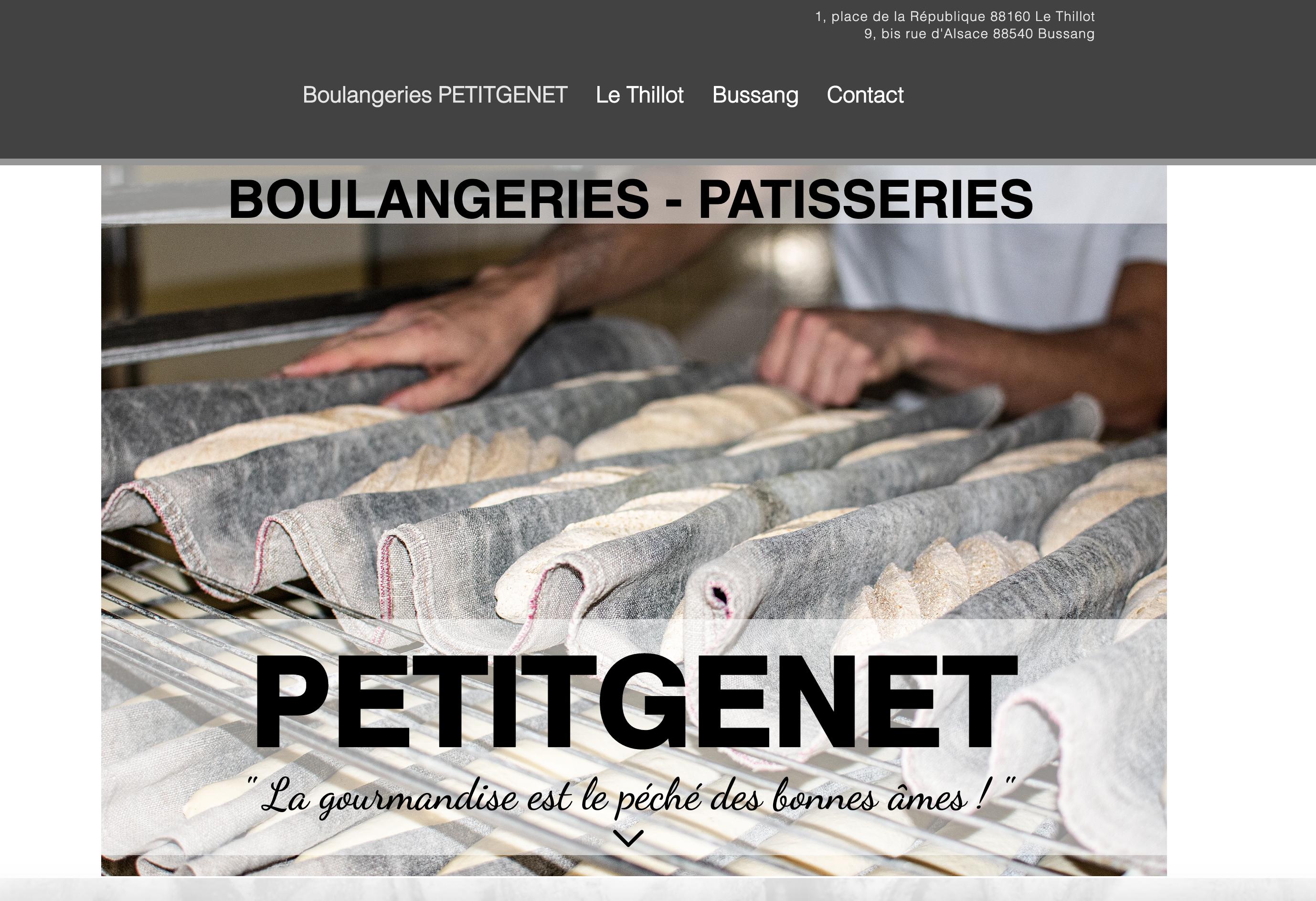 La panetière des arcades boulangerie pâtisserie Le Thillot Bussang Hautes Vosges
