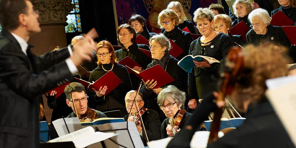 Concert - le Chant Sacré de Mulhouse au Temple Saint Etienne 21/12/2014