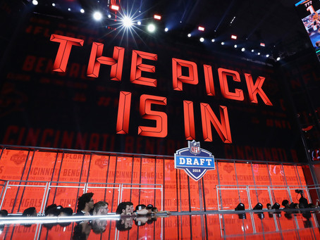 The All About Athletics Official 2021 NFL Mock Draft