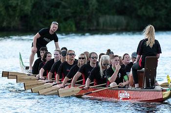 BDA Dragon Boat Race - Team Manvers copy