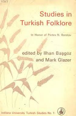 Studies in Turkish Folklore