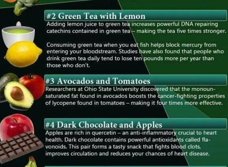 5 Superfood Duos...