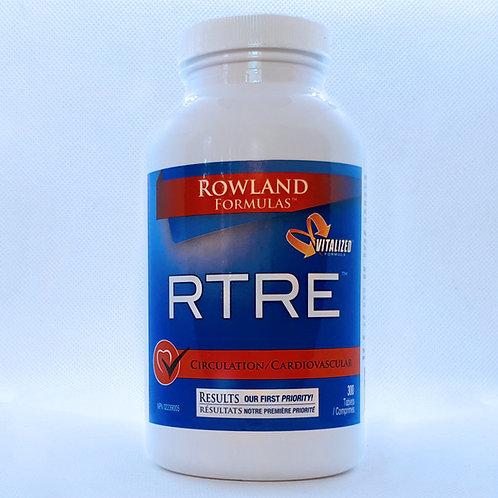 RTRE (Cardiovascular Nutrition)
