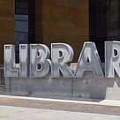 Austin Library Signs