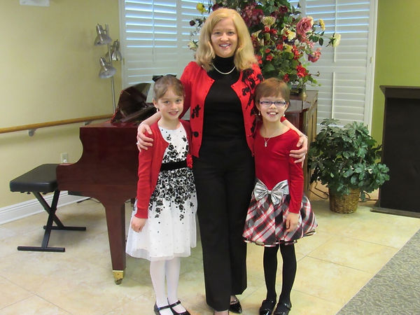 piano lessons are fun with Dr. Laura Broughton