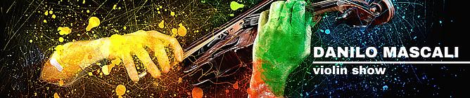 danilo mascali il violinista violin show