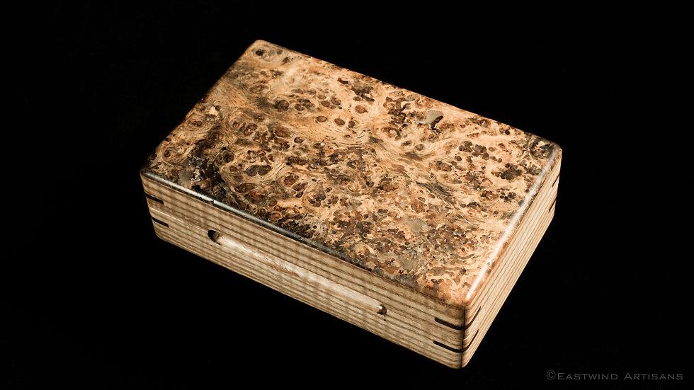 Wooden Fly Box Beppu