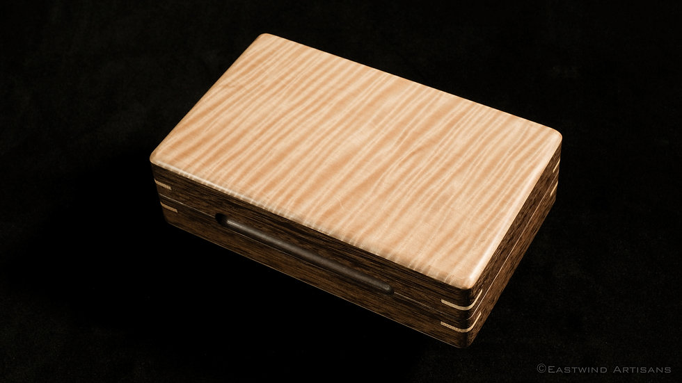 Wooden Fly Box Nikko