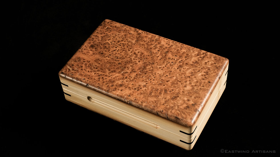 Wooden Fly Box Sapporo