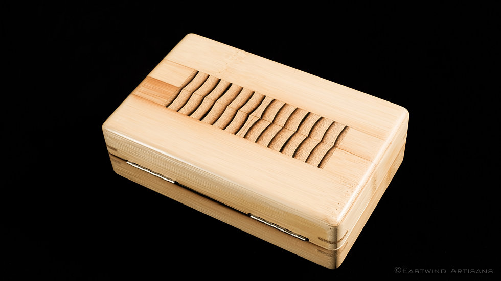 Wooden Fly Box  Kyoto