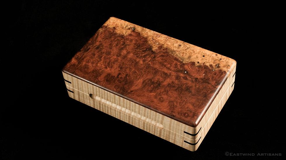 Wooden Fly Box Okinawa
