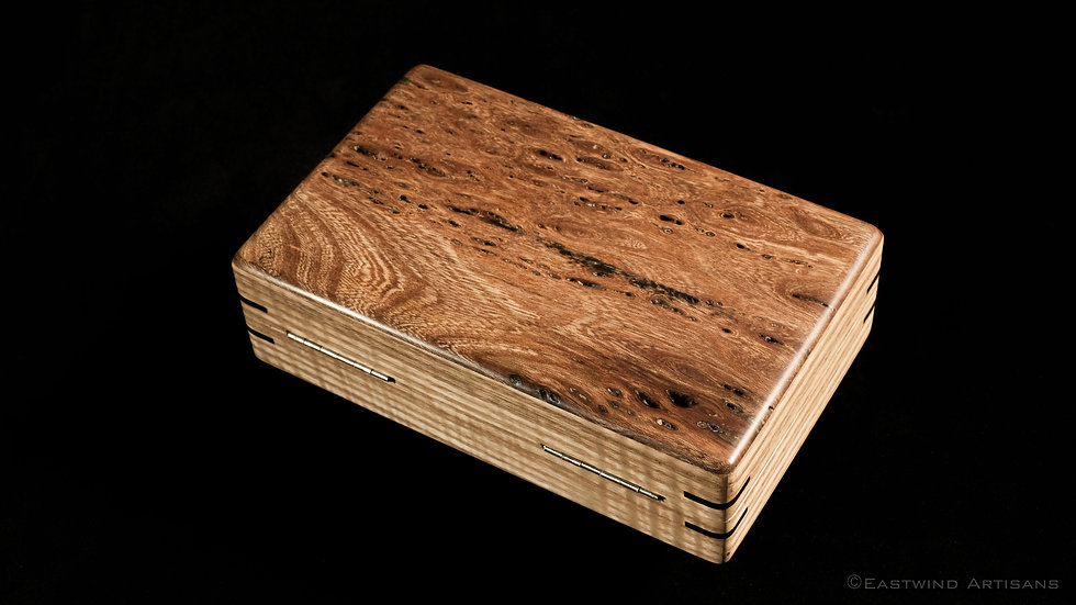 Wooden Fly Box Tokyo