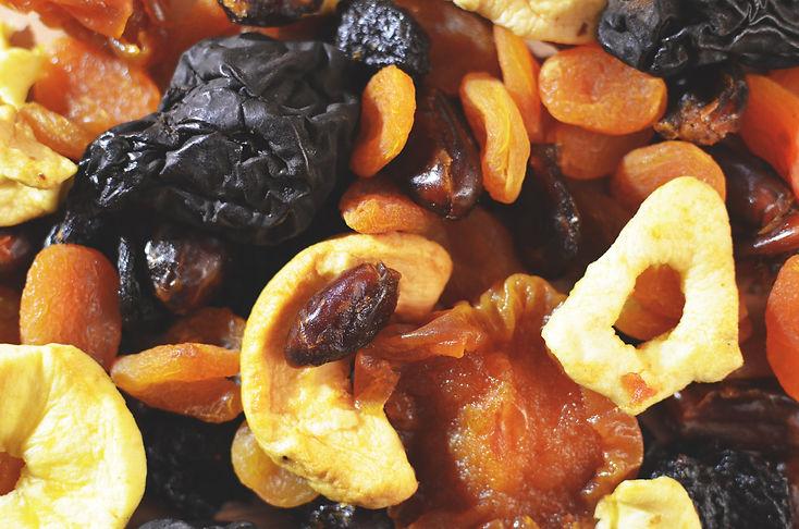 dried fruit, apples, apricots, vegan, plant-based