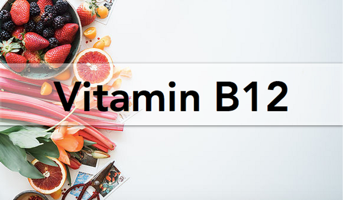 vitamin B-12, vegan, plant-based