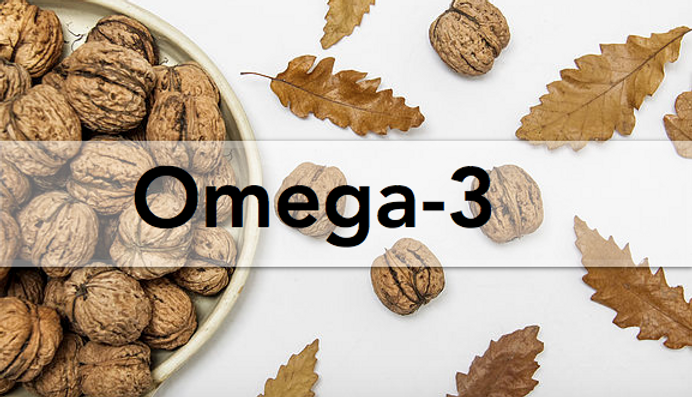 walnut, omega-3, vegan