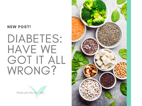 Diabetes: Have We Got it All Wrong?