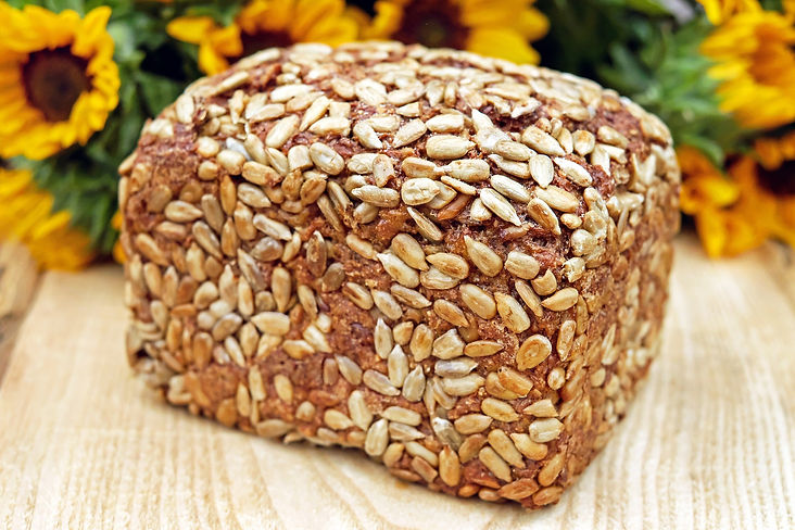 whole grains, bread, vegan, plant-based