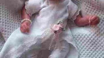 tiny babies dress miss elegance