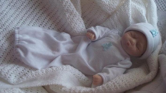 boys tiny baby clothing goodnight sleeptight