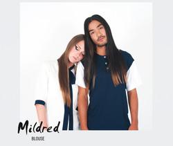 Blouse Mildred (creme)