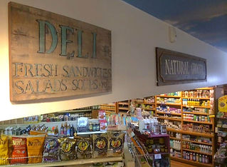 The Natural Grocer store interior
