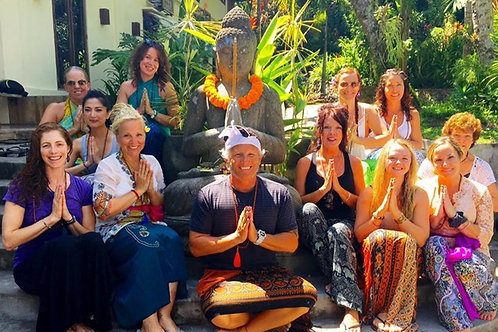 BALI IN MY SOUL - A SPIRITUAL JOURNEY - SEPTEMBER 1 - 8, 2018