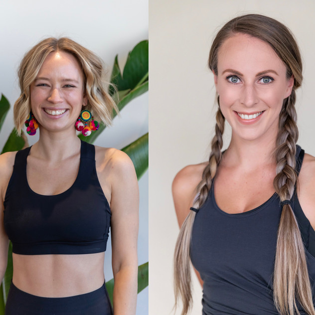 Mind-Blowing Yoga & Body-Rocking Pilates with Janet Yockers & Tahlia Ware